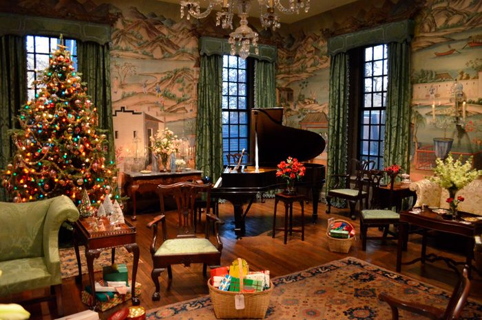 christmas at winterthur