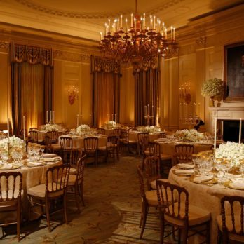 13 Dinner Etiquette Rules Everyone in the White House Must Follow