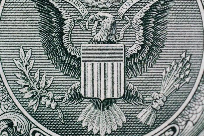 Eagle Shield Dollar Bill