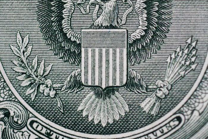 Eagle Talons Dollar Bill