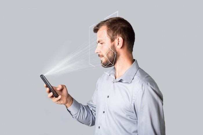 Facial Recognition from Phone