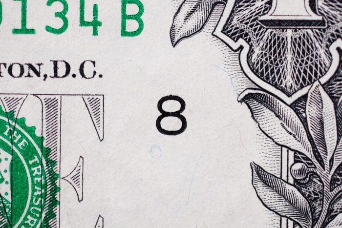Federal Reserve District Number Dollar Bill