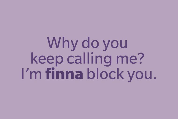 slang words finna