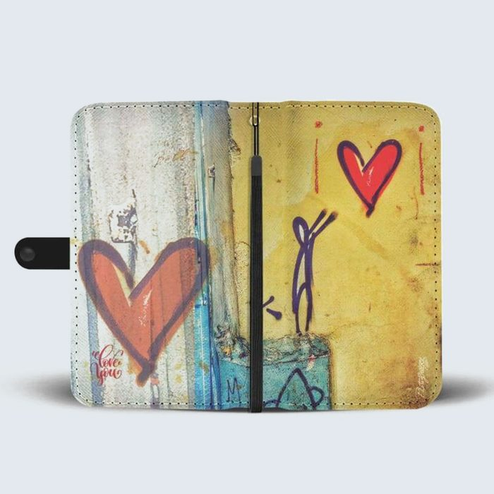 Illusion Photograph Smartphone Have a Heart Case