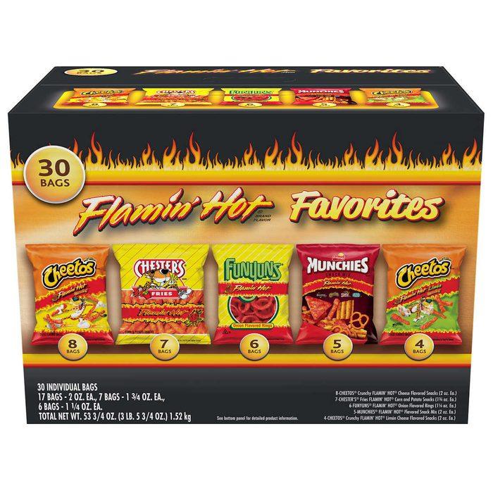 flamin hot favorites