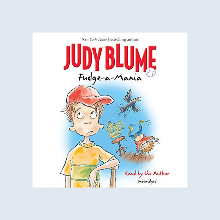 judy blume audio book