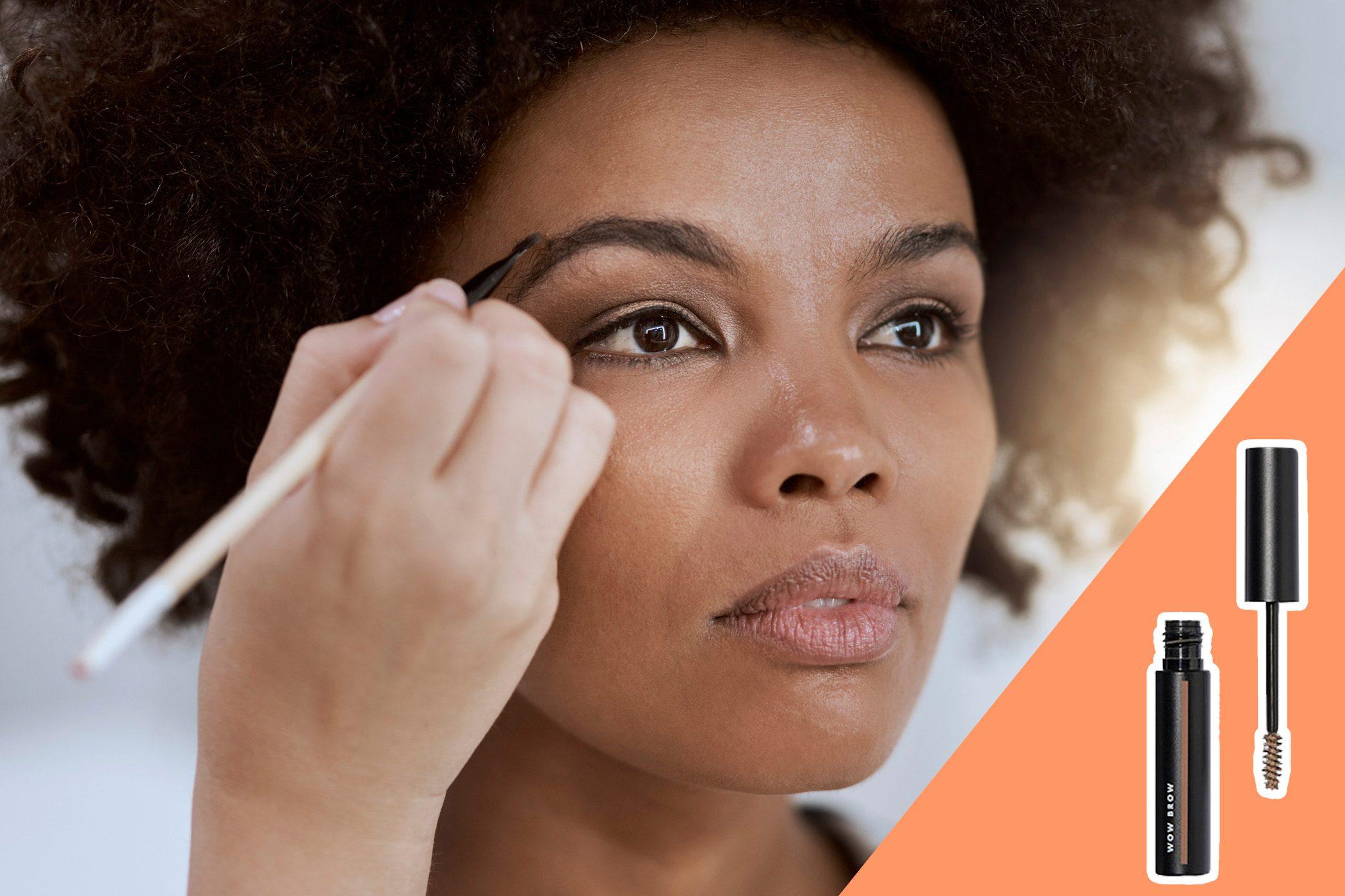 eyebrow make up tips