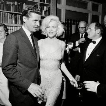 "The Story Behind Marilyn Monroe's ""Happy Birthday, Mr. President"" Dress"