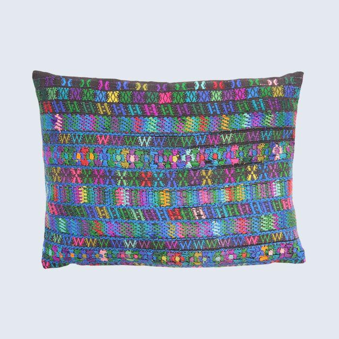 Meridian Huipil Pillow VIII