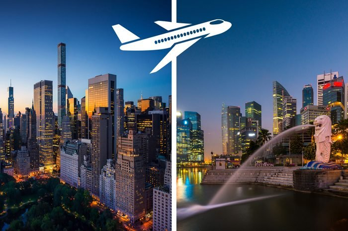 new york to singapore most expensive flights