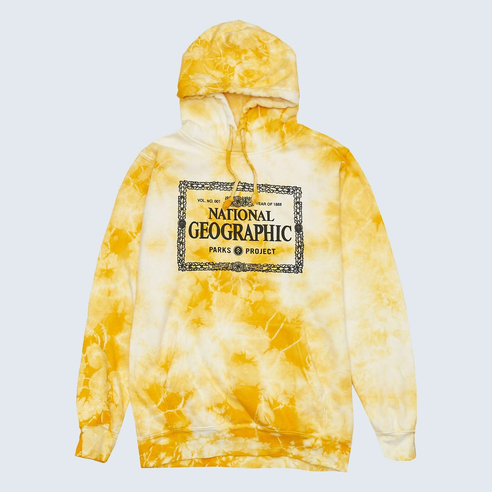 National Geographic x Parks Project Legacy Tie Dye Hoodie
