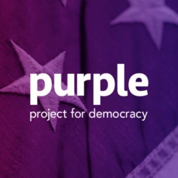 Reader's Digest Is a Proud Participant in the Purple Project for Democracy