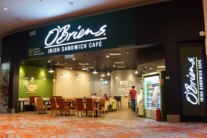 O'Briens Irish Sandwich Cafe