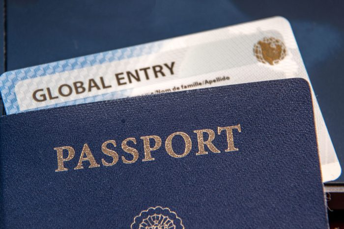 passport global entry