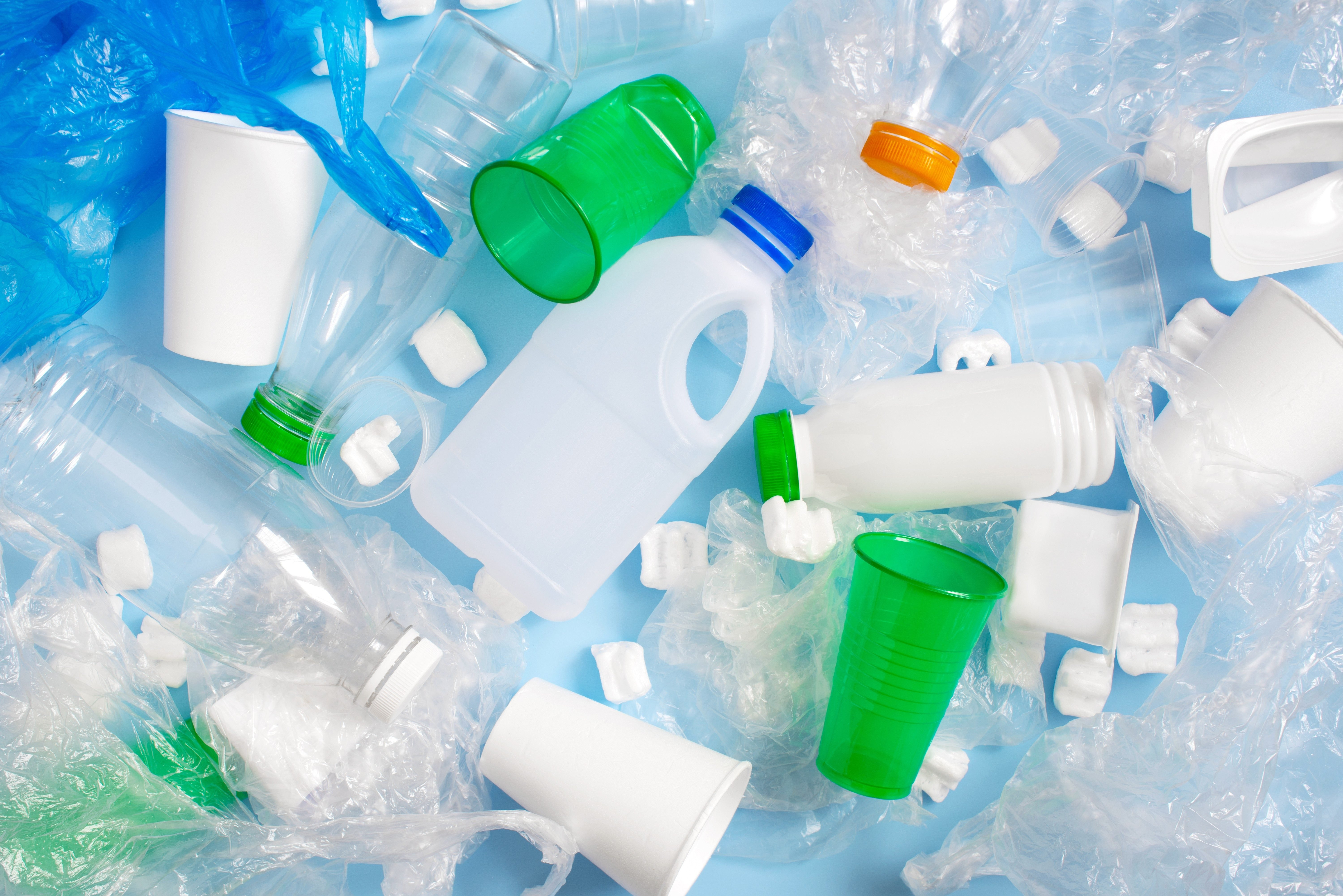 Here's What Really Happens to Recycled Plastic