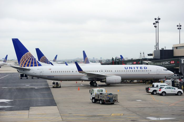 united airlines travel