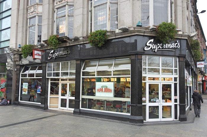 supermac's ireland fast food