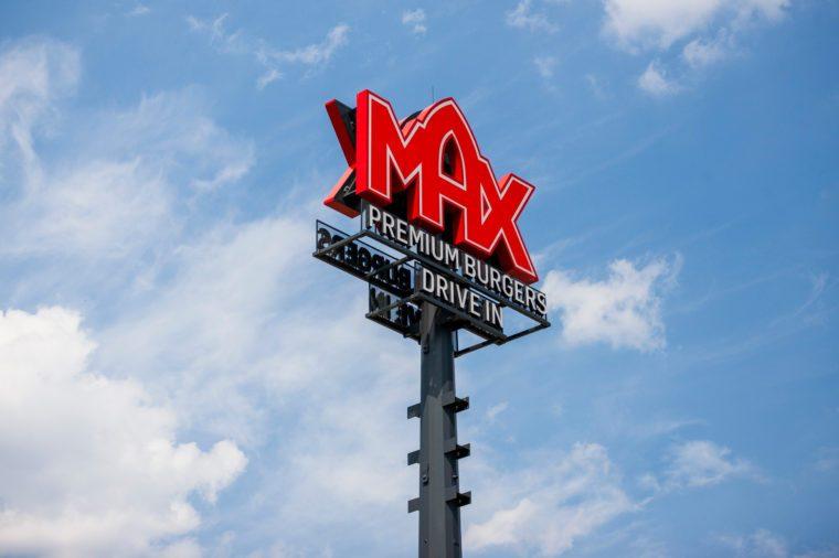max burgers european fast food