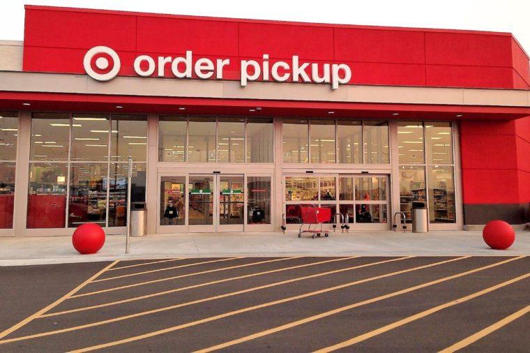 target order pickup