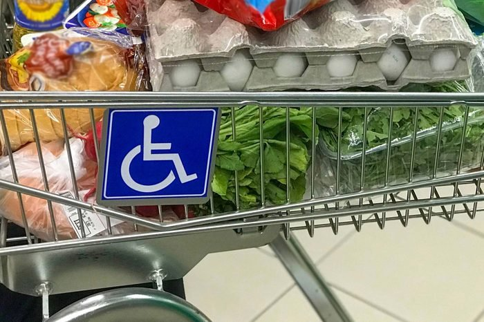 accessibility cart