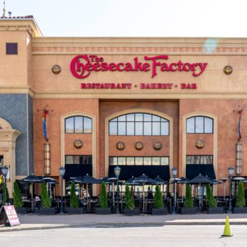 Why Is the Cheesecake Factory Menu So Big?
