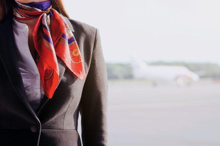flight attendant detail