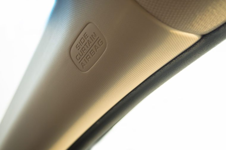 Side Curtain air bag ,safety in car