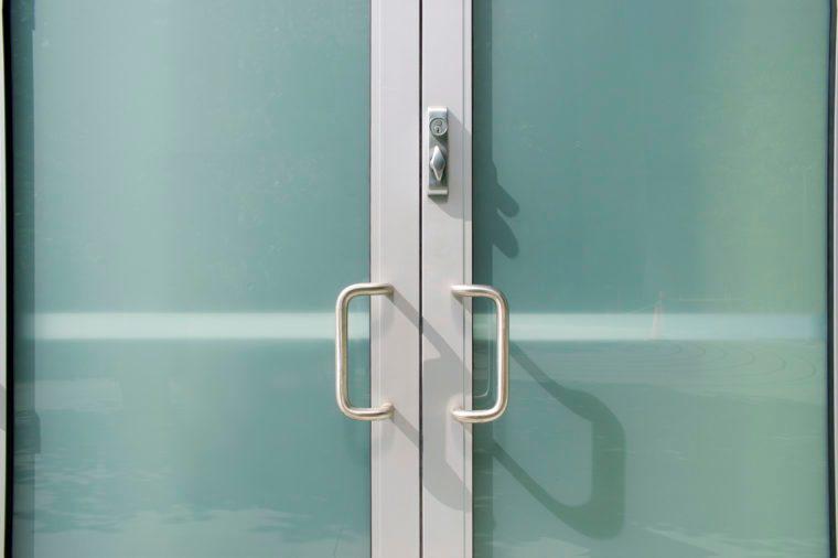 Modern Glass Doors