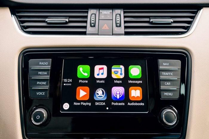 apple carplay feature