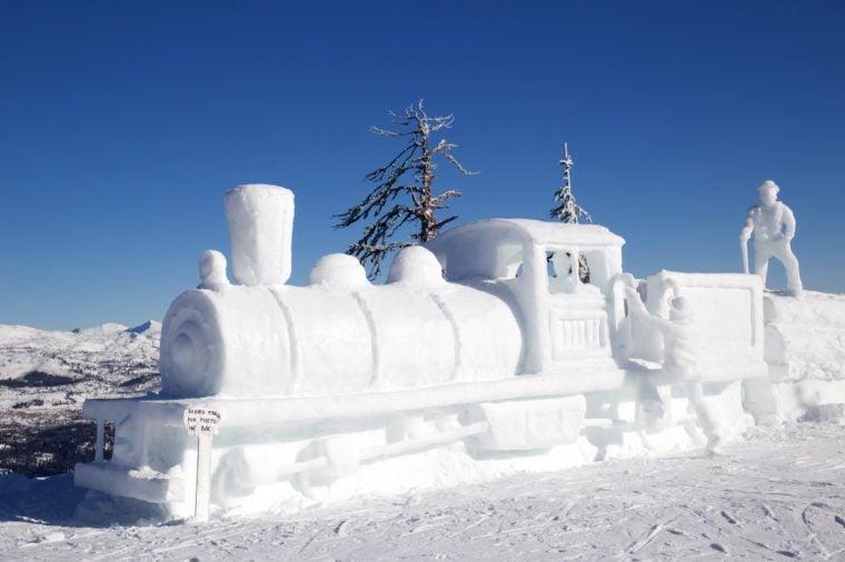 McCall, Idaho Winter Carnival