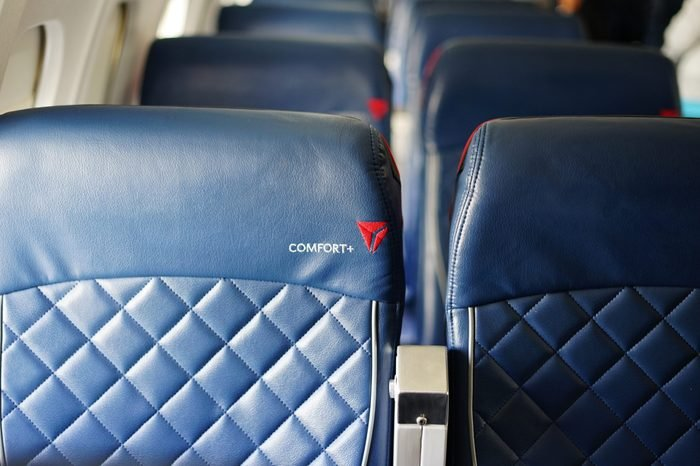 delta airlines seats
