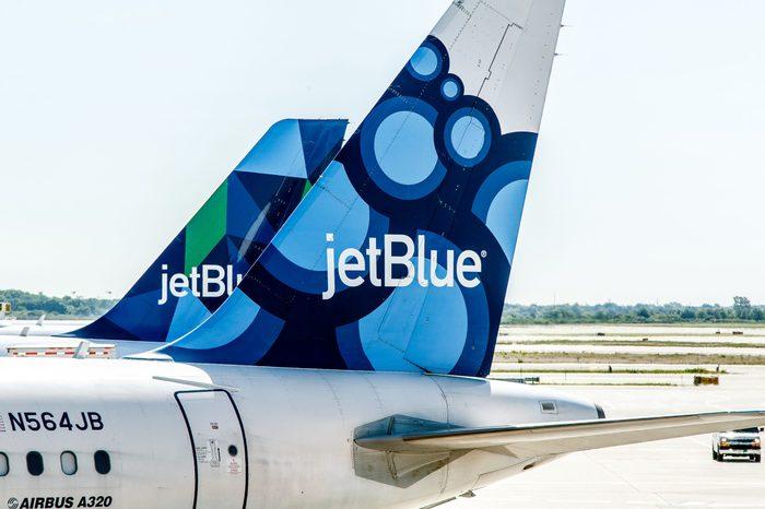jetblue air travel