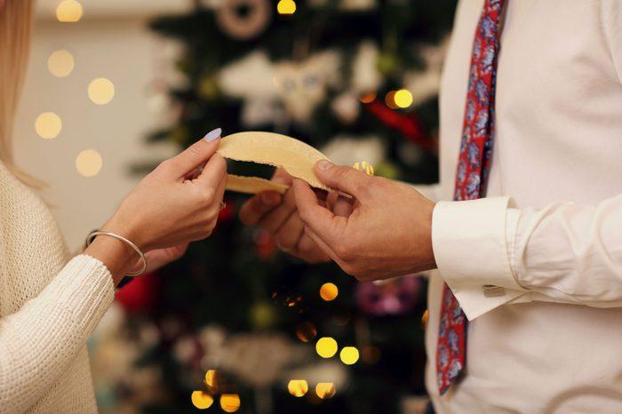 oplatek polish wafer christmas tradition