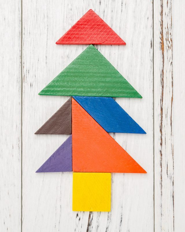 Tangram Christmas Tree: Jokes: 1000s Of Our Most Funny Jokes, Puns & Riddles