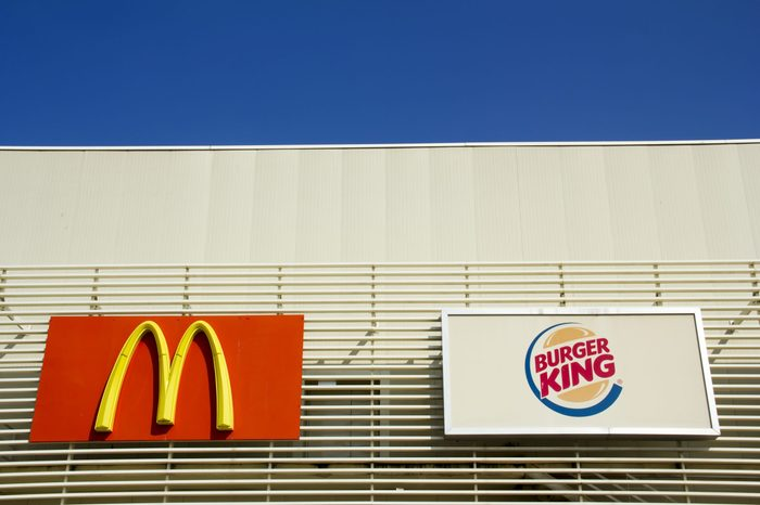 american fast food chains