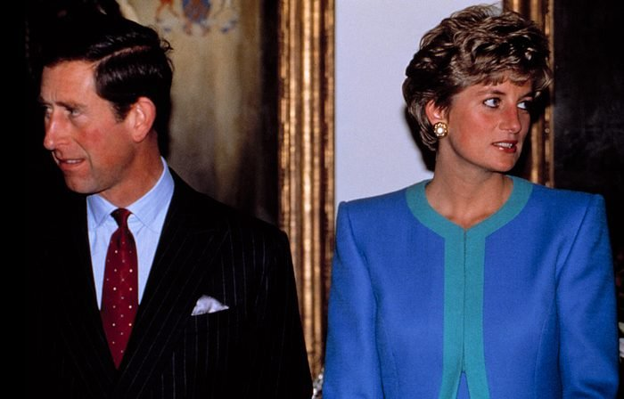 Mandatory Credit: Photo by Everett/Shutterstock (10282175a)<br /> PRINCESS/LADY DIANA SPENCER, with PRINCE CHARLES, date unknown<br /> Historical Collection