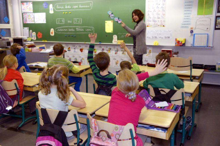 school in Finland