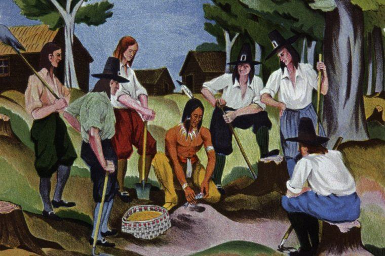 squanto native american