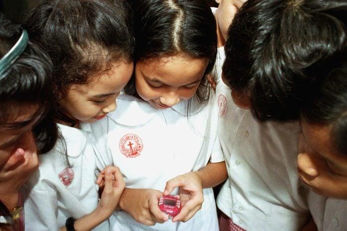 Philippines School Children