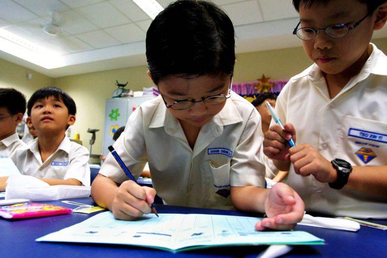Singapore schooling