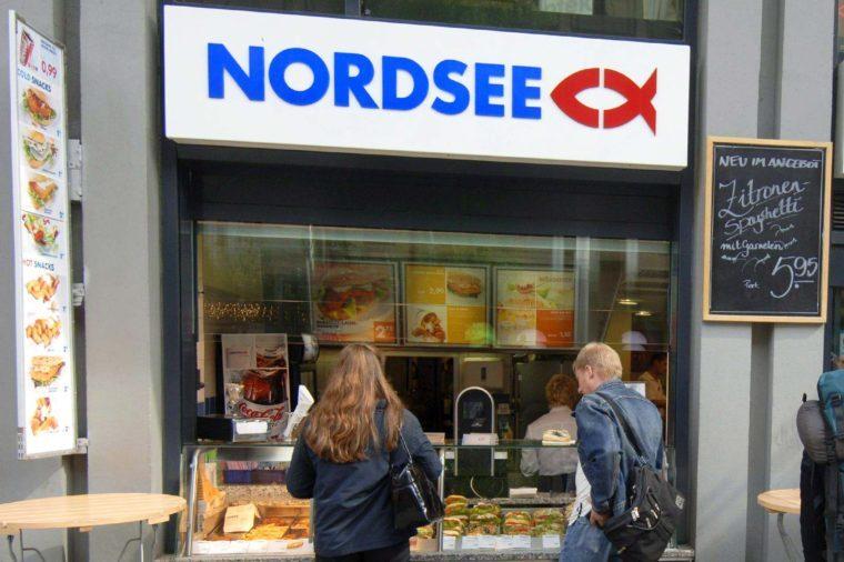 Nordsee german fast food