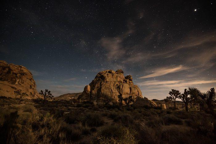 Night Landscape Photos from Joshua Tree National Park