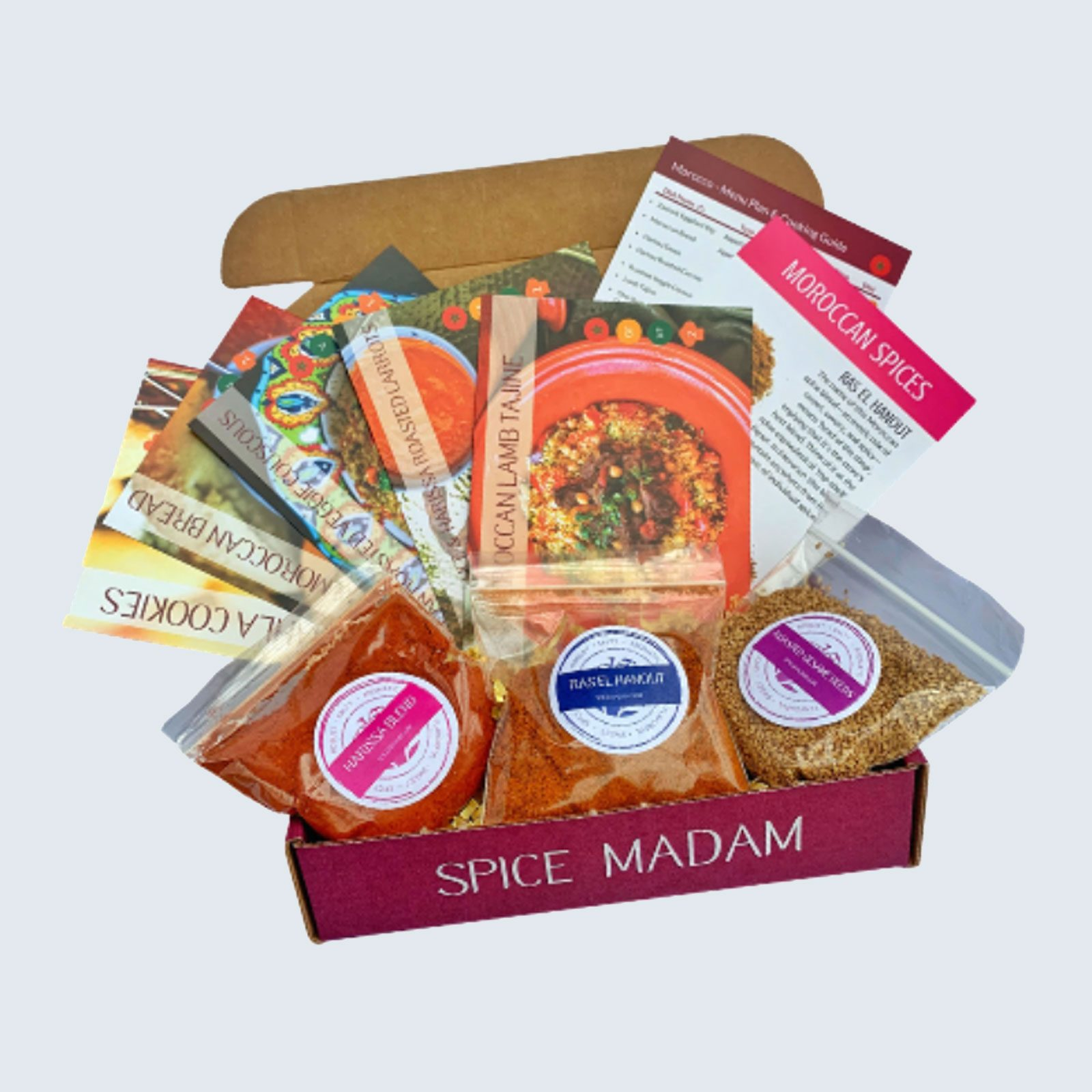 Spice Madam Subscription