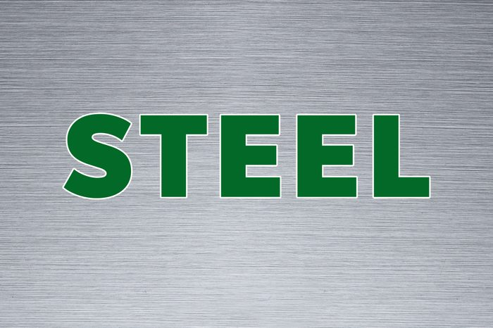 steel recyclable materials