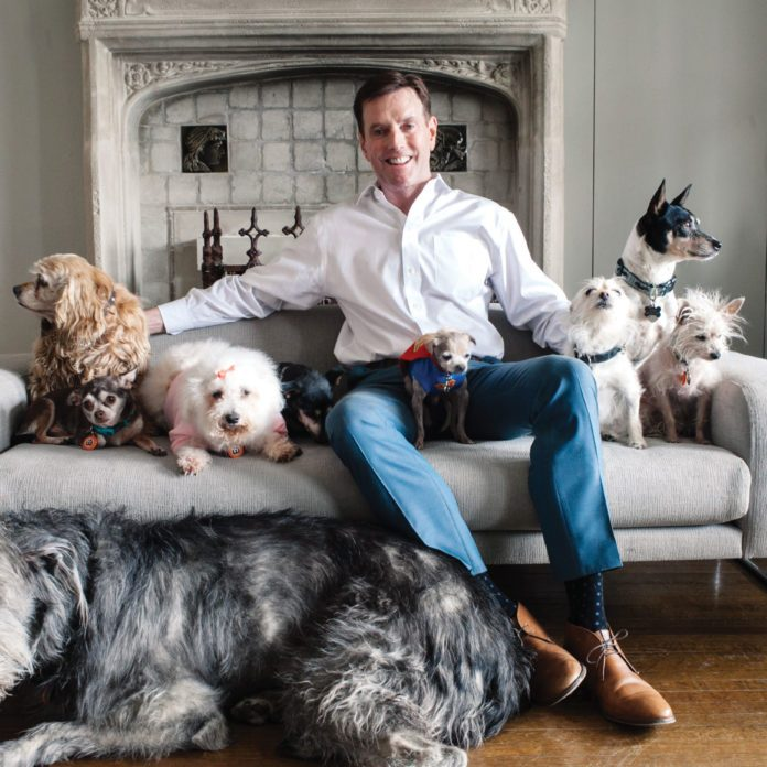 """This Man Only Adopts """"Unadoptable"""" Animals—And He Now Has 21 Pets"""