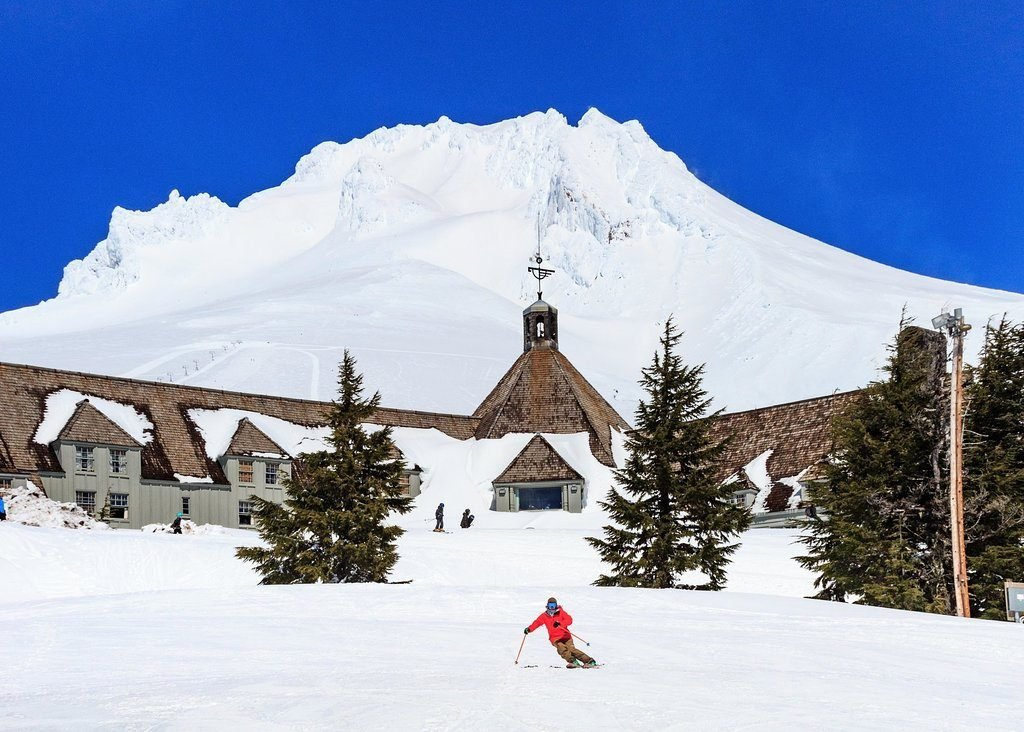 timberland lodge