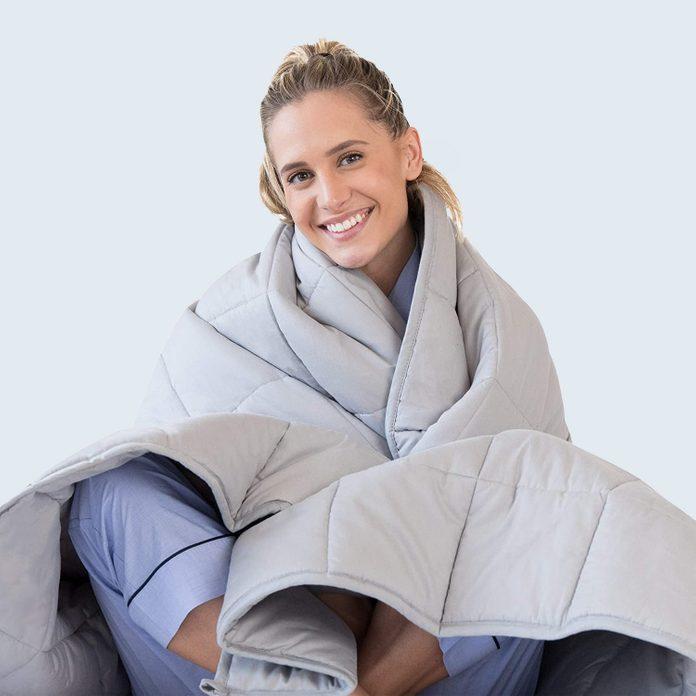 Luna Cotton Weighted Blanket