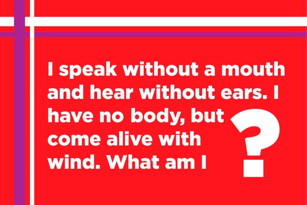 tough riddles