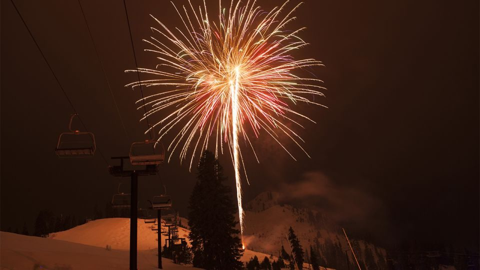 squaw valley NYE family friendly new year's