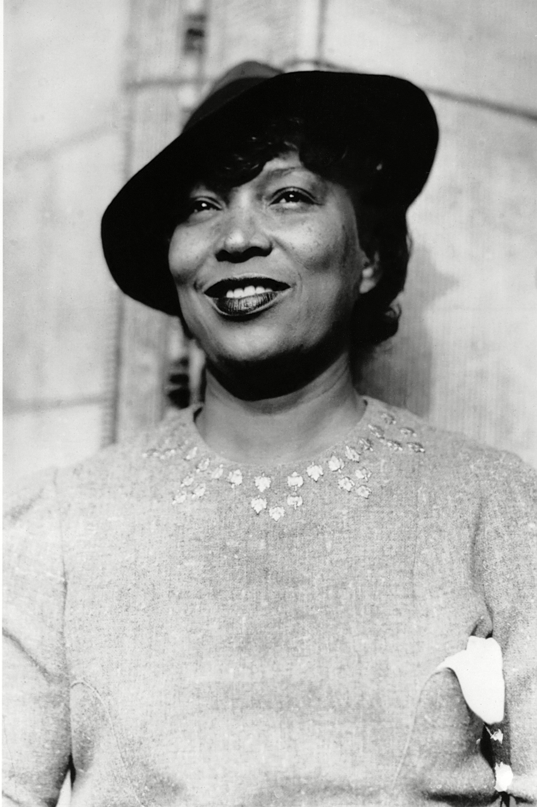 Mandatory Credit: Photo by Everett/Shutterstock (10274961a) Zora Neale Hurston (1891-1960) incorporated African American culture and folk ways into her plays, stories, novels. Historical Collection